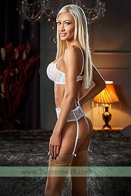 Blonde Bayswater W2 London Escort Girl